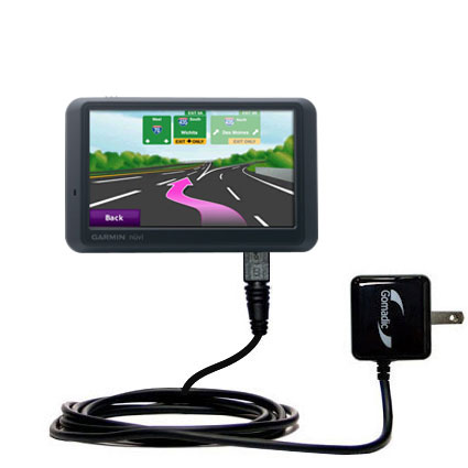 Wall Charger compatible with the Garmin Nuvi 775TFM