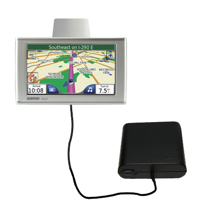AA Battery Pack Charger compatible with the Garmin Nuvi 780