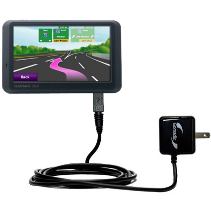 Wall Charger compatible with the Garmin Nuvi 785T