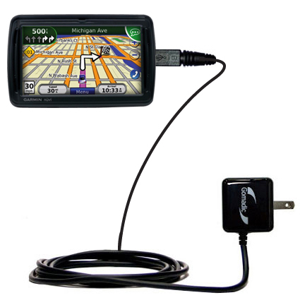 Wall Charger compatible with the Garmin Nuvi 855