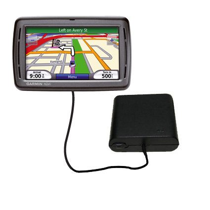 AA Battery Pack Charger compatible with the Garmin Nuvi 860