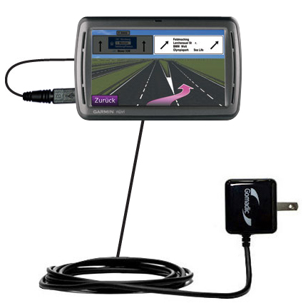 Wall Charger compatible with the Garmin Nuvi 860 865Tpro