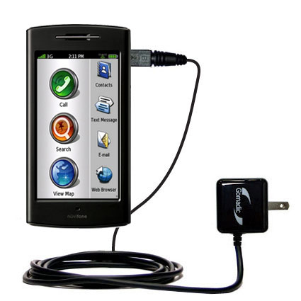 Wall Charger compatible with the Garmin Nuvifone G60
