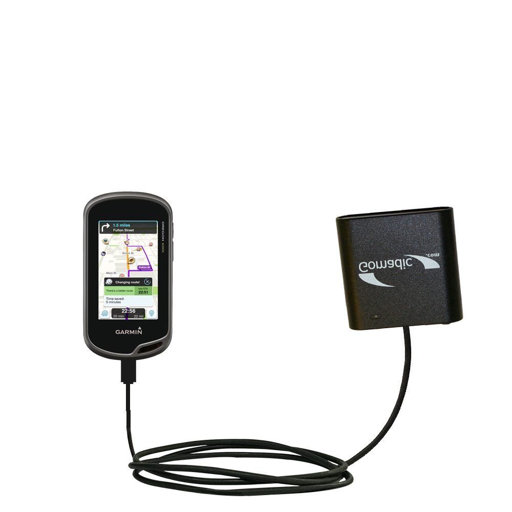 AA Battery Pack Charger compatible with the Garmin Oregon 600 / 650 / 650t