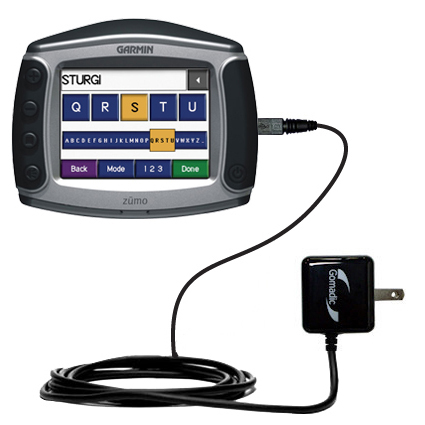 Wall Charger compatible with the Garmin Zumo 500
