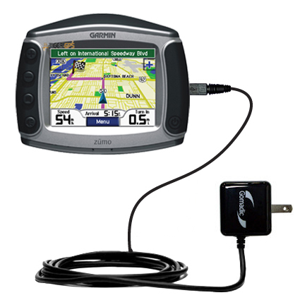 Wall Charger compatible with the Garmin Zumo 550