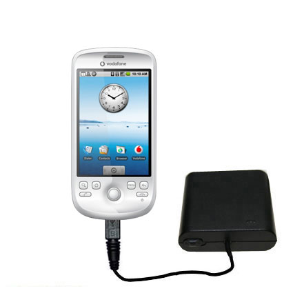 AA Battery Pack Charger compatible with the HTC Click