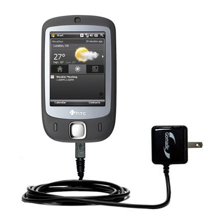 Wall Charger compatible with the HTC ELF