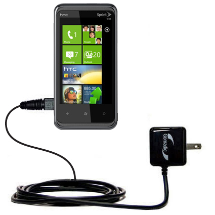 Wall Charger compatible with the HTC Eternity