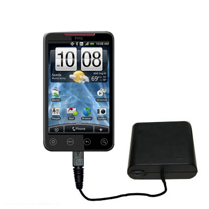 AA Battery Pack Charger compatible with the HTC EVO 4G