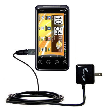 Wall Charger compatible with the HTC Evo Shift 4G