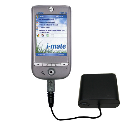 AA Battery Pack Charger compatible with the HTC Galaxy