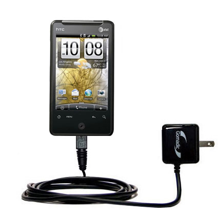 Wall Charger compatible with the HTC Gratia