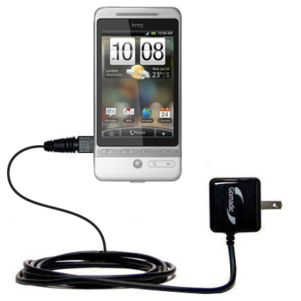 Wall Charger compatible with the HTC Hero S