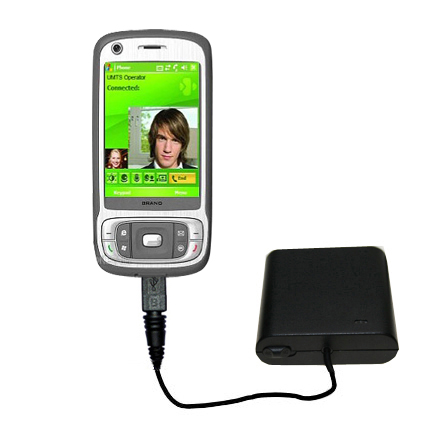 AA Battery Pack Charger compatible with the HTC Kaiser
