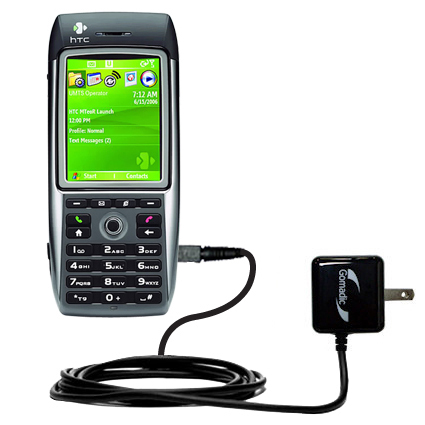 Wall Charger compatible with the HTC MTeoR