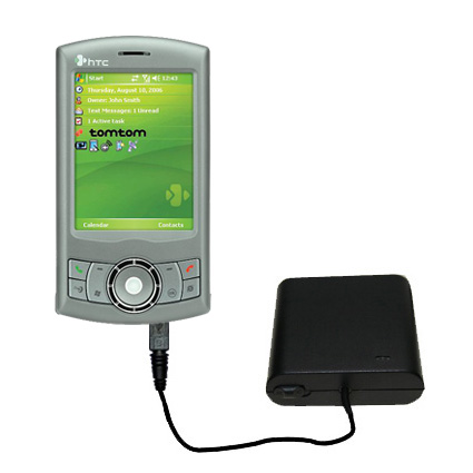 AA Battery Pack Charger compatible with the HTC P3300