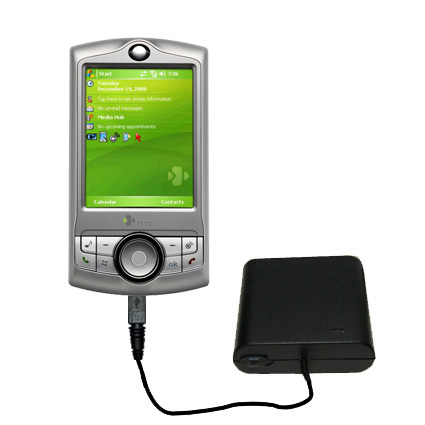 AA Battery Pack Charger compatible with the HTC P3350