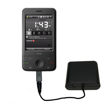 AA Battery Pack Charger compatible with the HTC P3470