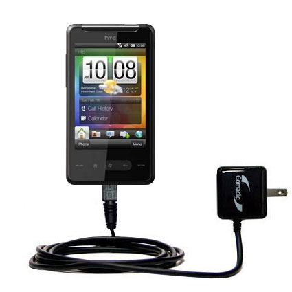 Wall Charger compatible with the HTC Surround