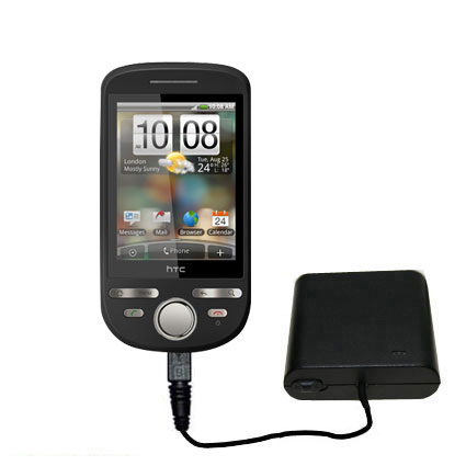 AA Battery Pack Charger compatible with the HTC Tattoo