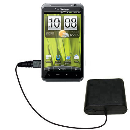 AA Battery Pack Charger compatible with the HTC Thunderbolt