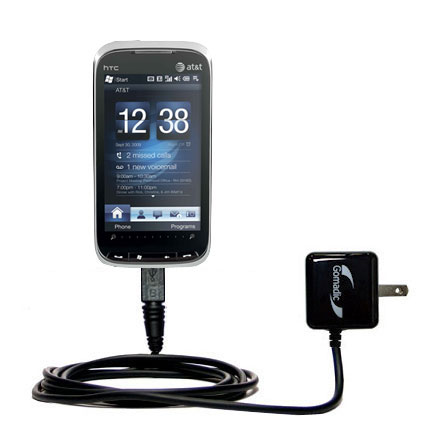 Wall Charger compatible with the HTC Tilt2