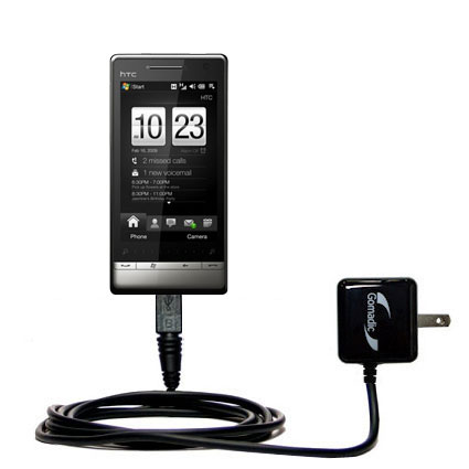 Wall Charger compatible with the HTC Touch Diamond2