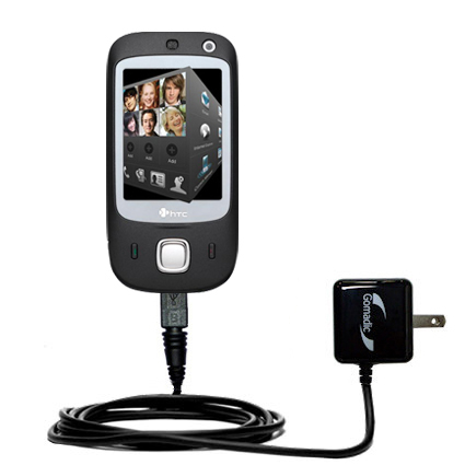 Wall Charger compatible with the HTC Touch Dual