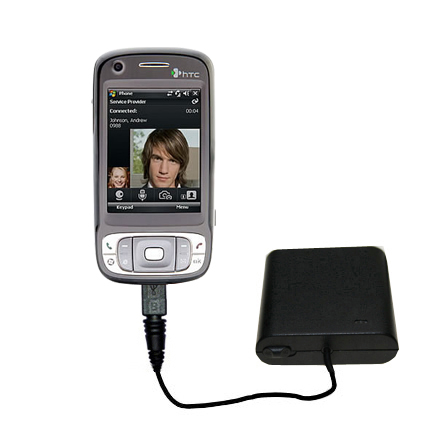 AA Battery Pack Charger compatible with the HTC TyTN II
