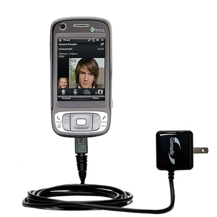 Wall Charger compatible with the HTC TyTN II