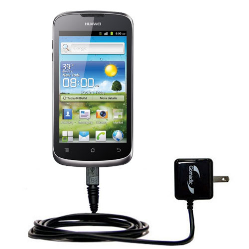Wall Charger compatible with the Huawei U8815