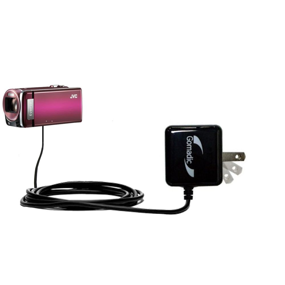 Wall Charger compatible with the JVC Everio GZ-HM880 / HM890