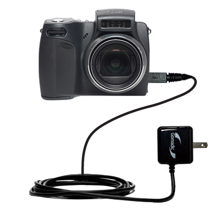 Wall Charger compatible with the Kodak DX6490