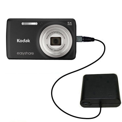 AA Battery Pack Charger compatible with the Kodak EasyShare M552