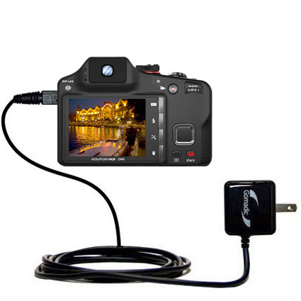 Wall Charger compatible with the Kodak EasyShare Max