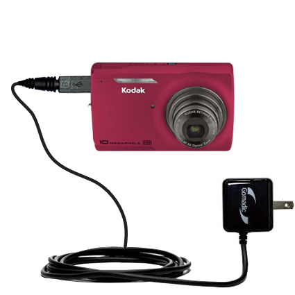 Wall Charger compatible with the Kodak M1093 IS