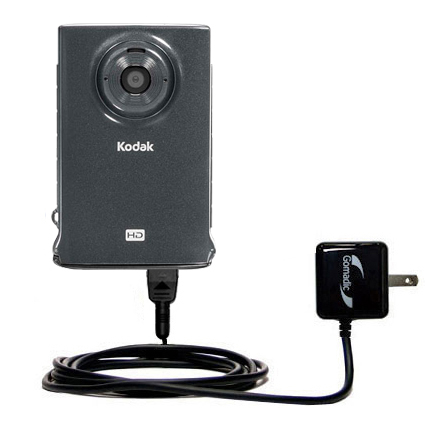 Wall Charger compatible with the Kodak Zm2 Mini Video Camera