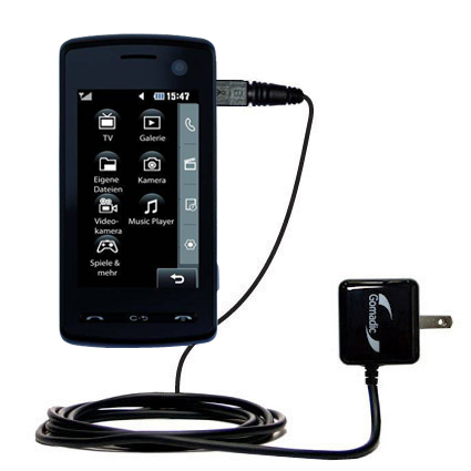 Wall Charger compatible with the LG  KB770