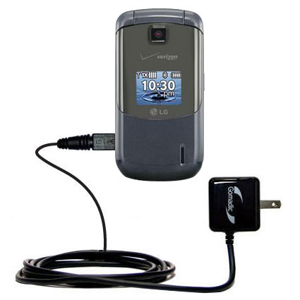 Wall Charger compatible with the LG Accolade