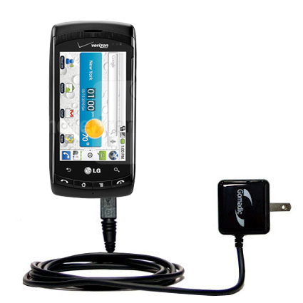 Wall Charger compatible with the LG Ally