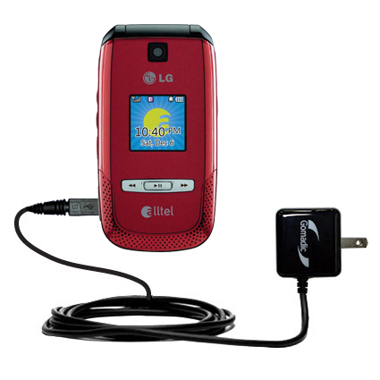Wall Charger compatible with the LG AX500