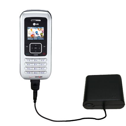 AA Battery Pack Charger compatible with the LG EnV