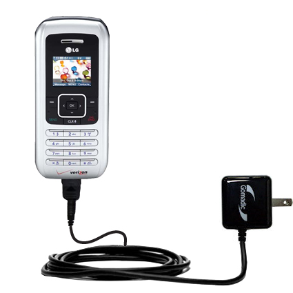 Wall Charger compatible with the LG EnV