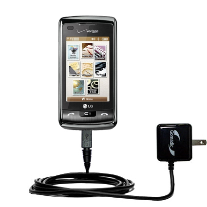 Wall Charger compatible with the LG enV Touch