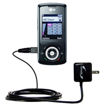 Wall Charger compatible with the LG GB130