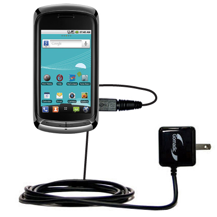 Wall Charger compatible with the LG Genesis
