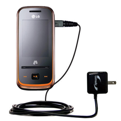Wall Charger compatible with the LG GM310