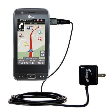 Wall Charger compatible with the LG GT505