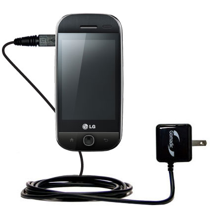 Wall Charger compatible with the LG GW620